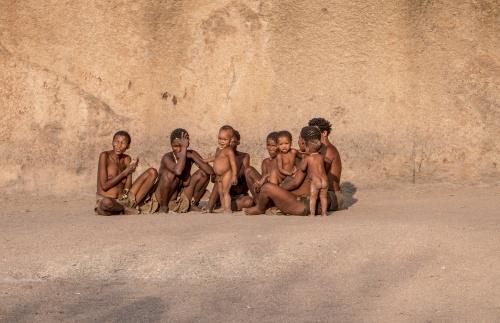 namibia tribù dei SAN