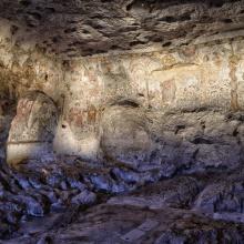 Cripta del Peccato Originale   Matera   Cappella Sistina delle chiese rupestri