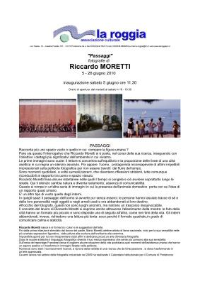 MOSTRA FOTOGRAFICA ALLA GALLERIA LA ROGGIA DI PORDENONE