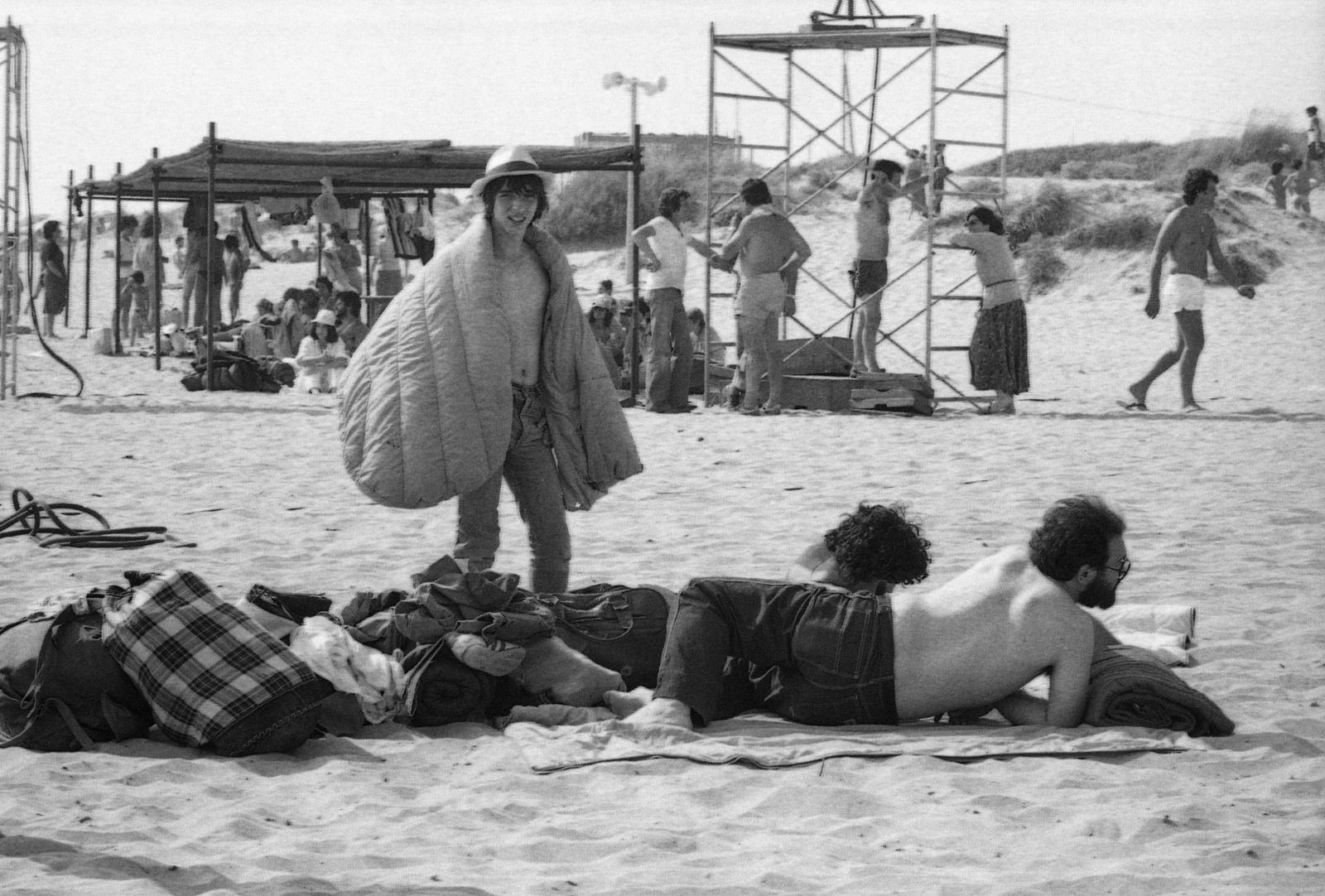Primo Festival Internazionale dei Poeti - Castelporziano 1979