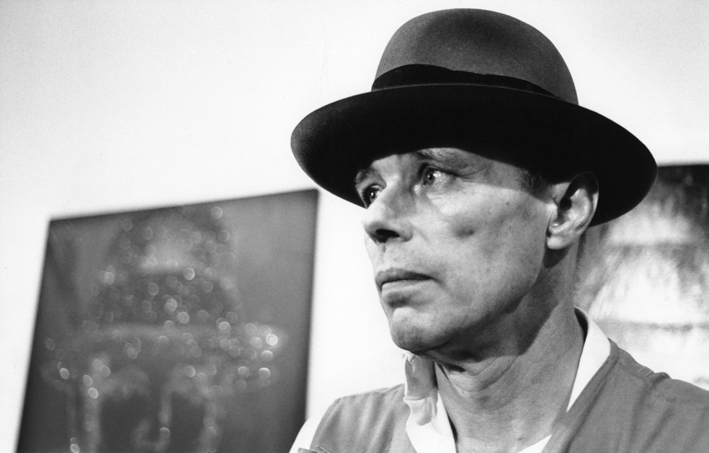 Joseph Beuys artista