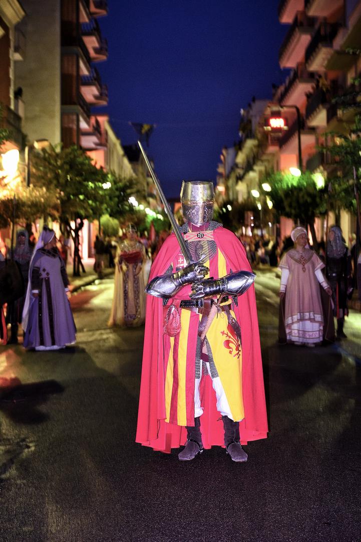 La città della Rievocazione | Raduno cortei storici |