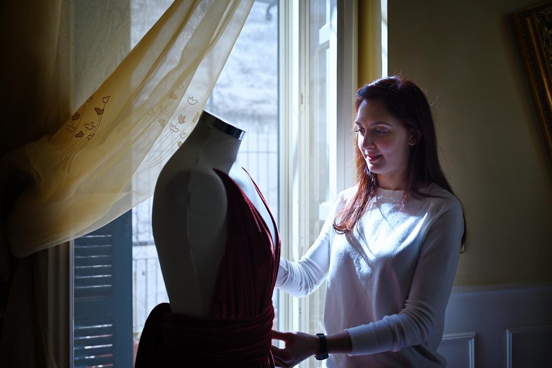 Il mio Atelier | Enza Tavani | Maestra della sartoria