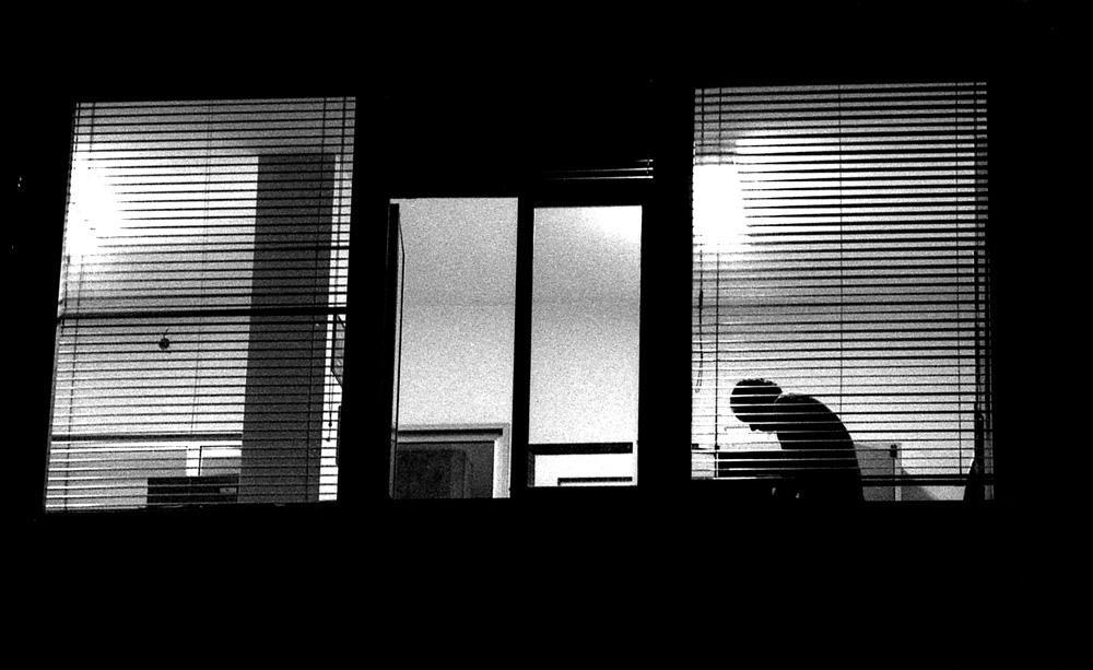 Ufficio di notte, Napoli 1982