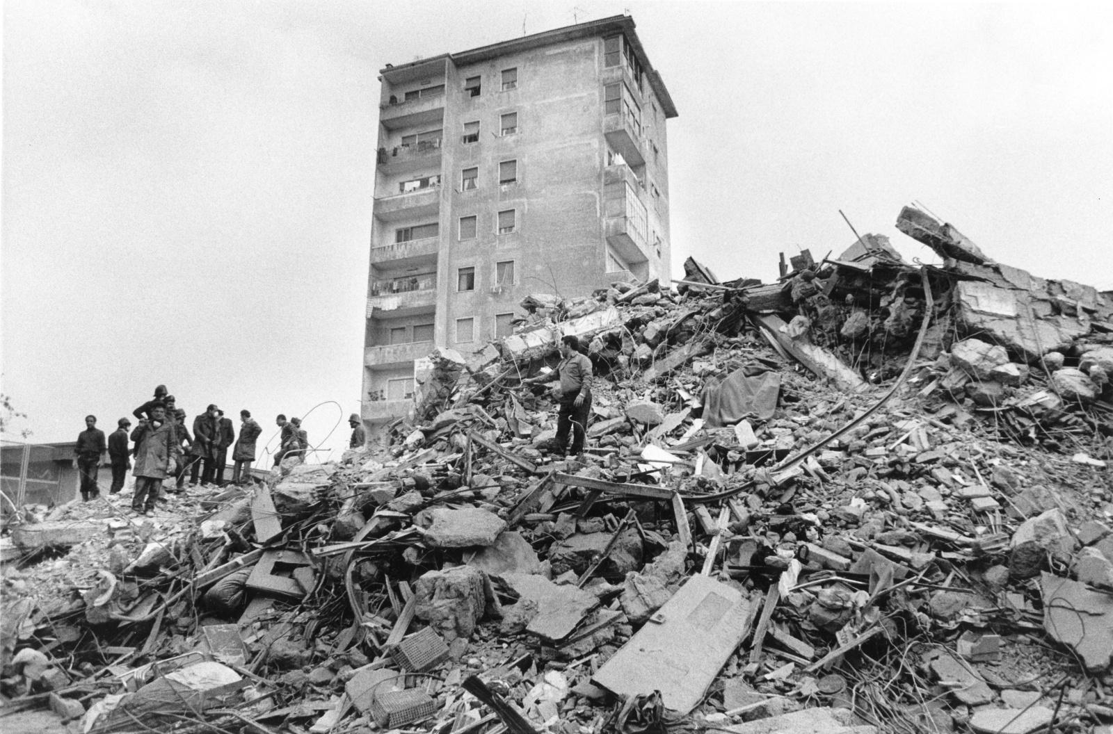 Terremoto in Irpinia - 23 novembre 1980