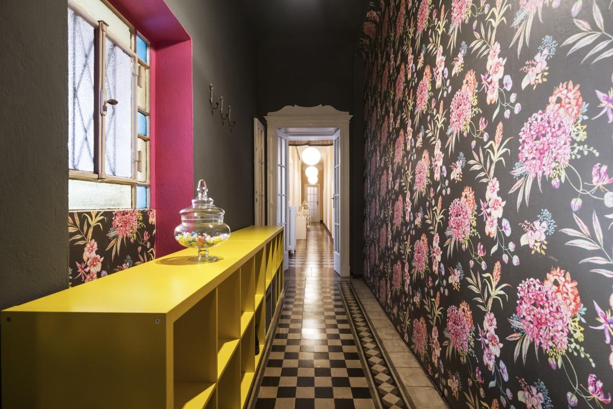 Interiors in Milan - Italy