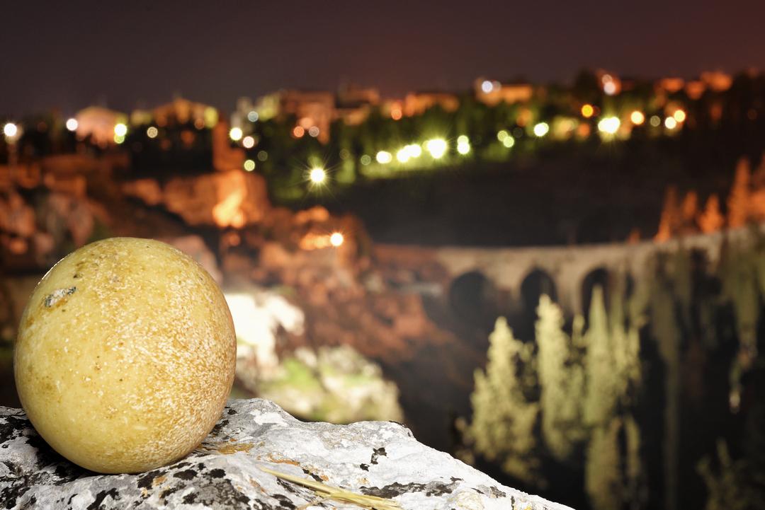 Formaggi   Il Pallone di Gravina   Presidio Slow food