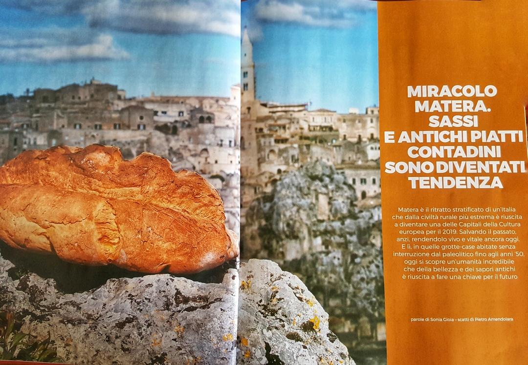 Gambero Rosso   Il pane di Matera