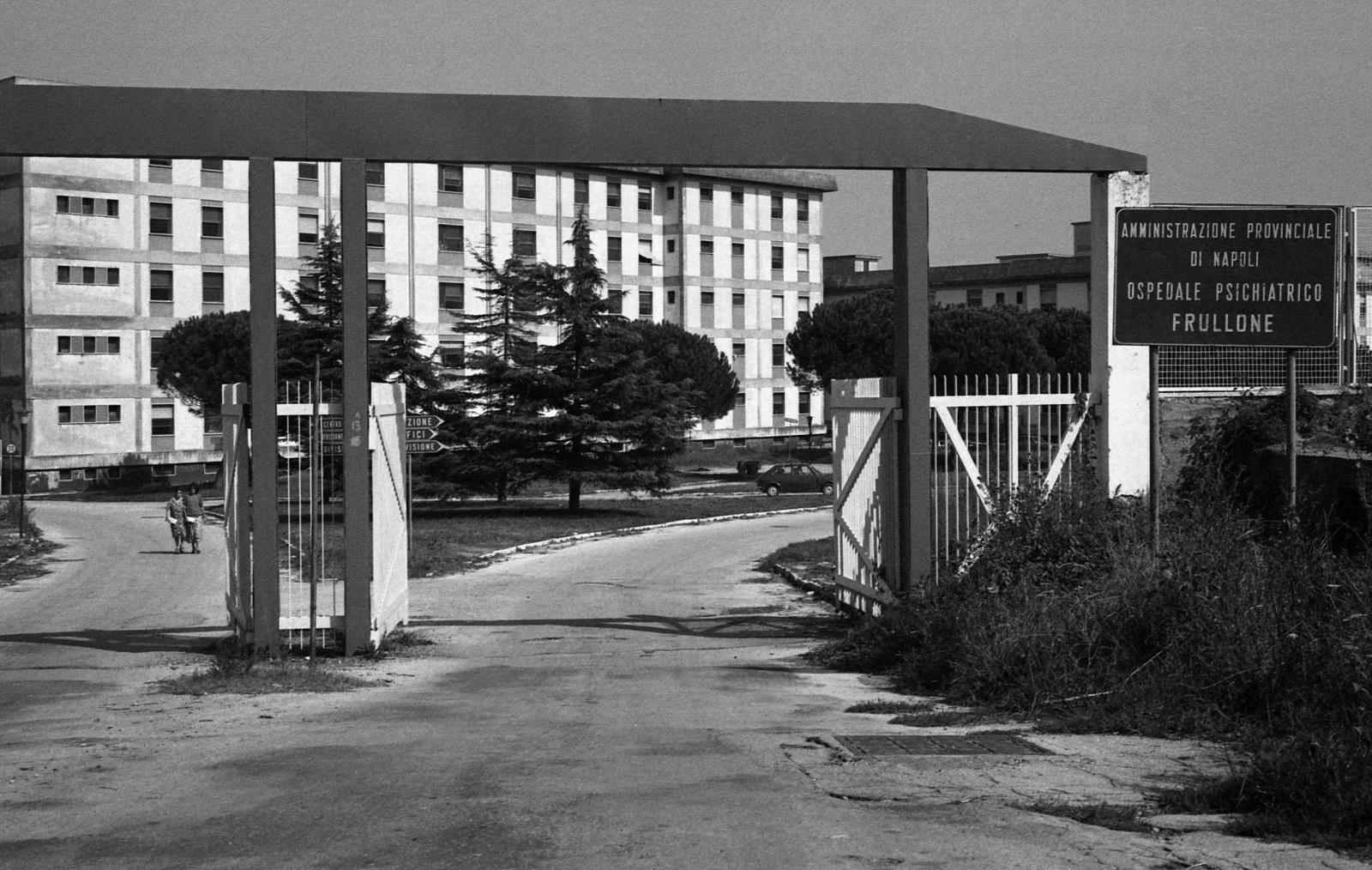 Carnevale all' Ospedale psichiatrico Frullone -1979